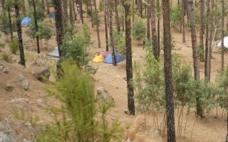 Campingplatz El Lagar