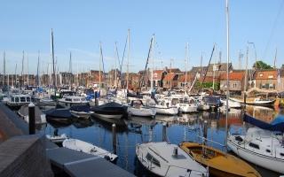 Zuiderzee Hafen