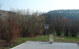 Wohnmobielstellplatz