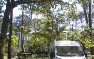 Camping-car area