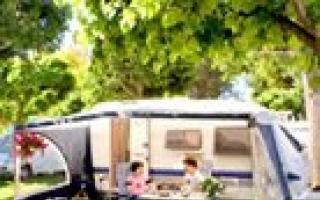 Camping Baciccia