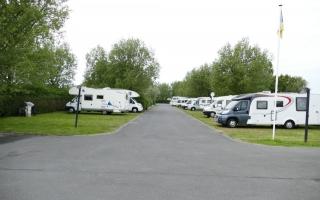 Camperstellplatz