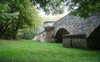 Brücke über Murr
