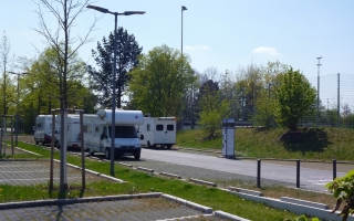 Stellplatz Fellbach