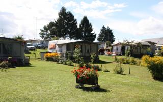 Camping Ruderbaum