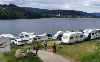 Sandbank Camping
